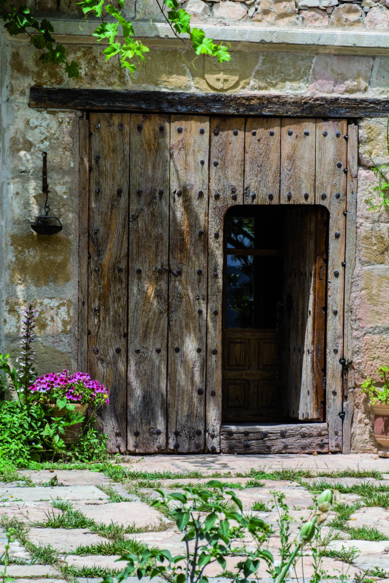 puerta entrada estudio