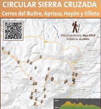 Circular Sierra Cruzada: Cerros del Buitre, Aprisco, Hoyón y Silleta