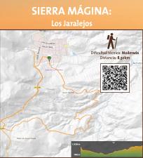 Sierra Mágina: Los Jaralejos