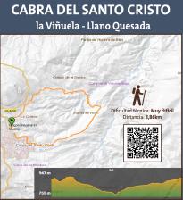 Cabra del Santo Cristo: la Viñuela - Llano Quesada