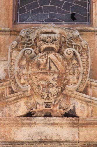 escudo de Moscoso Sandobal
