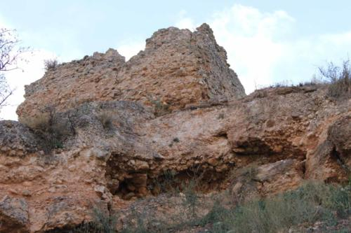 ruinas castillo cabecera