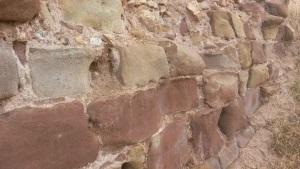 silleria arranque muralla